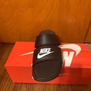 WMS Nike Double Slides